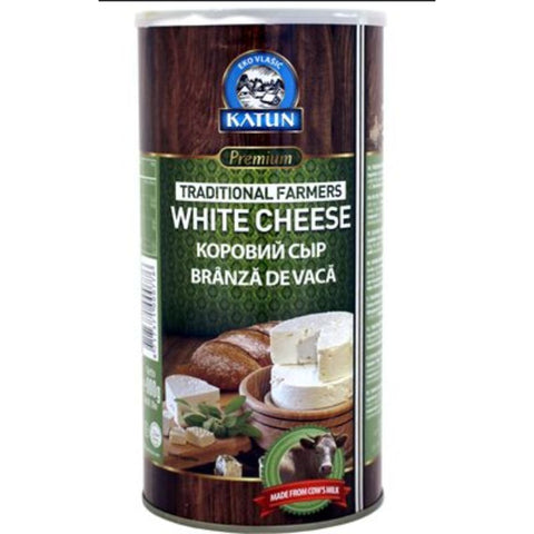 KATUN TRADITIONAL FARMERS WHITE CHEESE - European Grocery USA