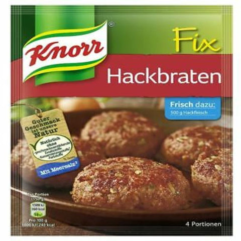 KNORR FIX HACKBRATEN - European Grocery USA