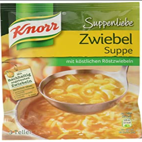 KNORR ZWIEBEL SUPPE