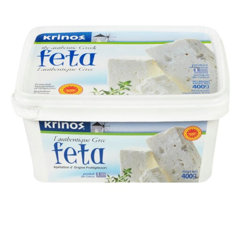 KRINOS GREEK FETA - European Grocery USA