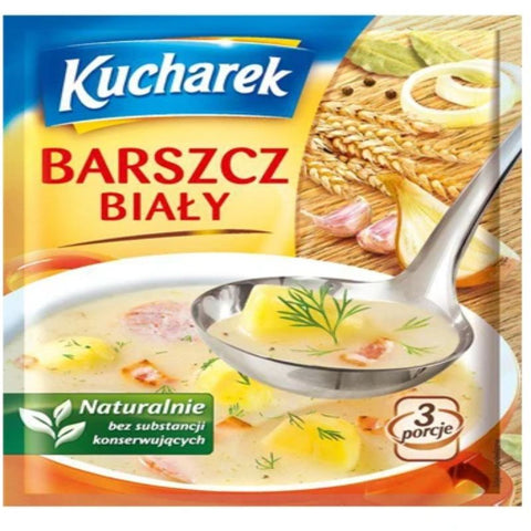 KUCHAREK BARSZCZ BIALY - European Grocery USA