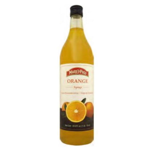 MARCO POLO ORANGE SYRUP - European Grocery USA