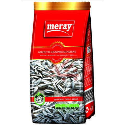 MERAY SUNFLOWER SEEDS ROASTED & SALTED