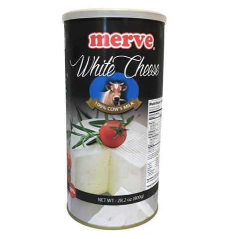 MERVE WHITE CHEESE NET 800 GRAM PREMIUM - European Grocery USA