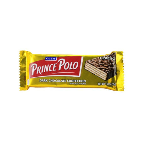 OLZA PRINCE POLO CLASSIC ( DARK CHOCOLATE CONFECTION)