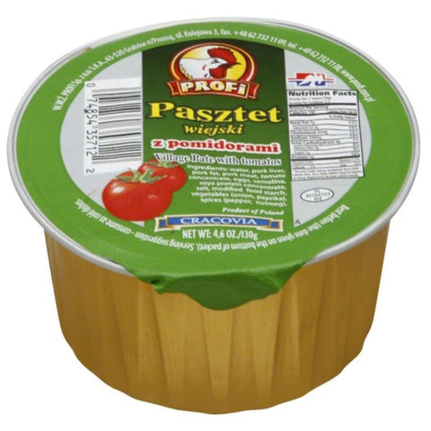 PROFI VILLAGE PATE WITH TOMATOS