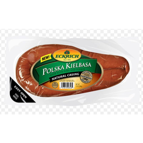 SMOKED POLISH SAUSAGE KIETBASA POLSKA **PRICE PER POUND** - European Grocery USA