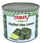TAMEK SARMA STUFFED VINE LEAVES NET 2KG