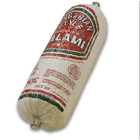 TELI SALAMI HUNGARIAN STYLE  BENDE **PRICE PER POUND** - European Grocery USA