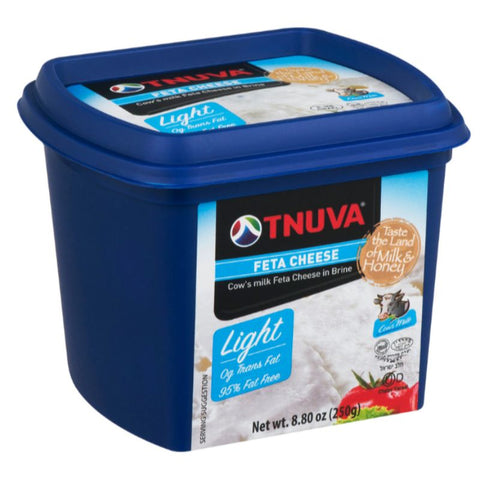 TNUVA FETA CHEESE NET 250 GRAM - European Grocery USA