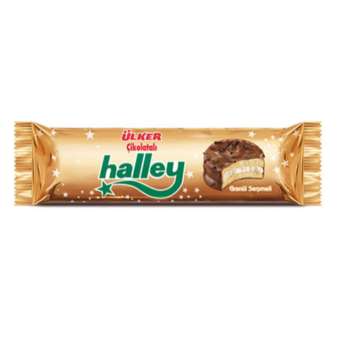 ULKER CHOCOLATE HALLEY