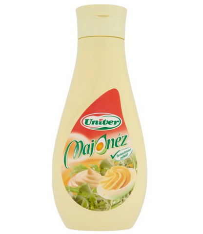 UNIVER MAYONNAISE TYPE DRESSING