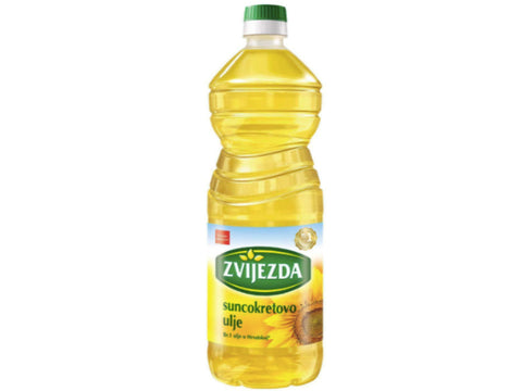 ZVIJEZDA SUNFLOWER OIL
