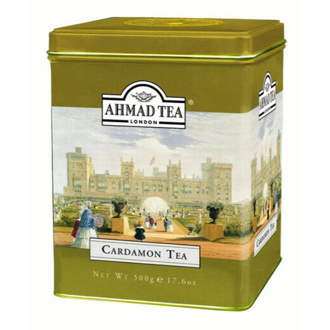 AHMAD TEA CARDAMOM TEA NET 500 GRAM - European Grocery USA
