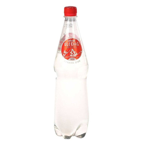 ULUDAG GAZOZ MIXED FRUIT FLAVORED SODA 1LT - European Grocery USA