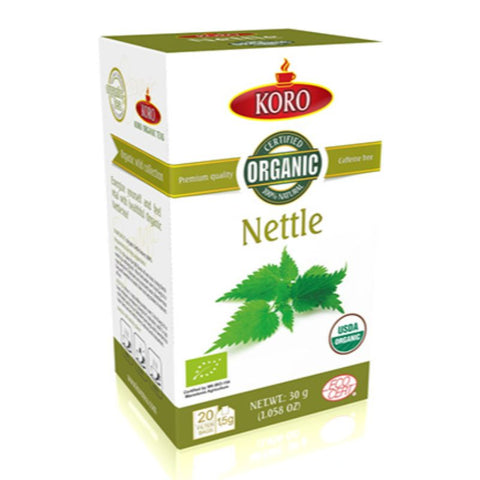KORO ORGANIC NETTLE - European Grocery USA
