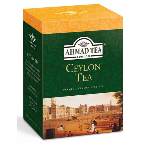 AHMAD TEA CEYLON TEA PACK OF 20 TEA BAGS - European Grocery USA