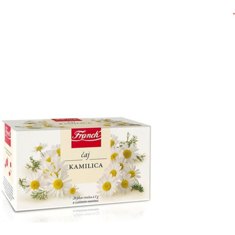 FRANCK KAMILICA 20 TEA BAGS - European Grocery USA