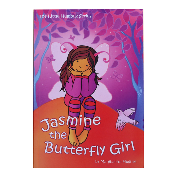 Jasmine the Butterfly Girl Book