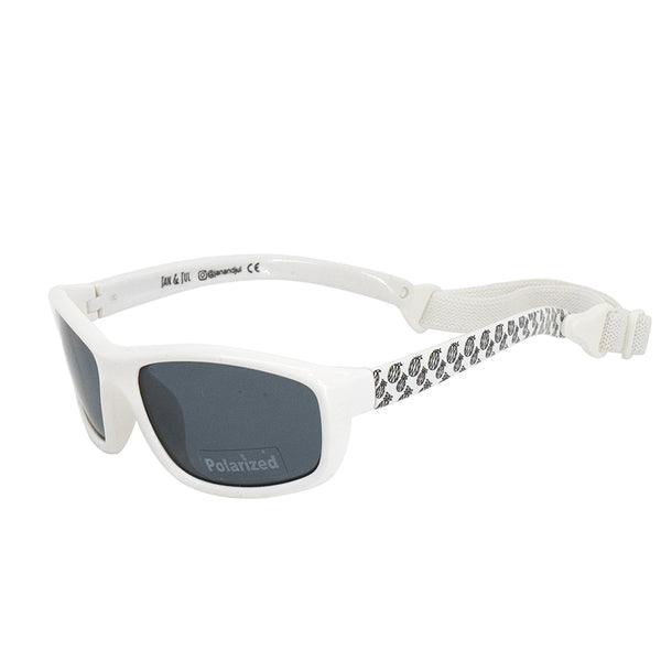 UV 400 Sun Polarized Flexible Frames - Pineapple (6m to 6y)