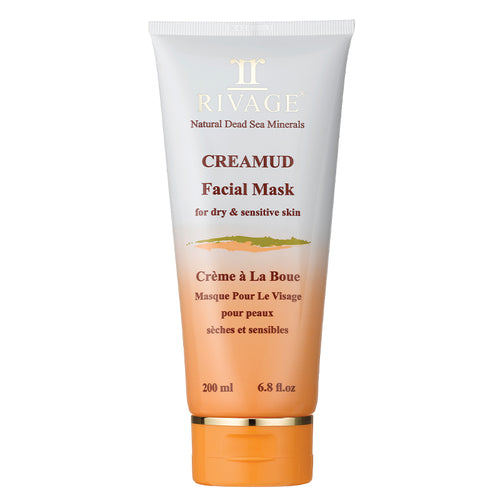 Creamud Facial Mask for Dry & Sensitive - The Bath Club, INC