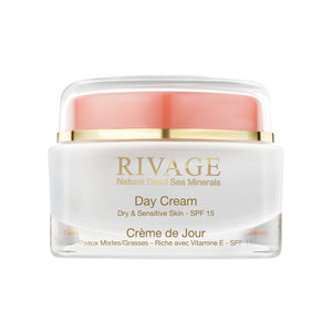 Day Cream for Dry & Sensitive Skin SPF 15 - The Bath Club, INC