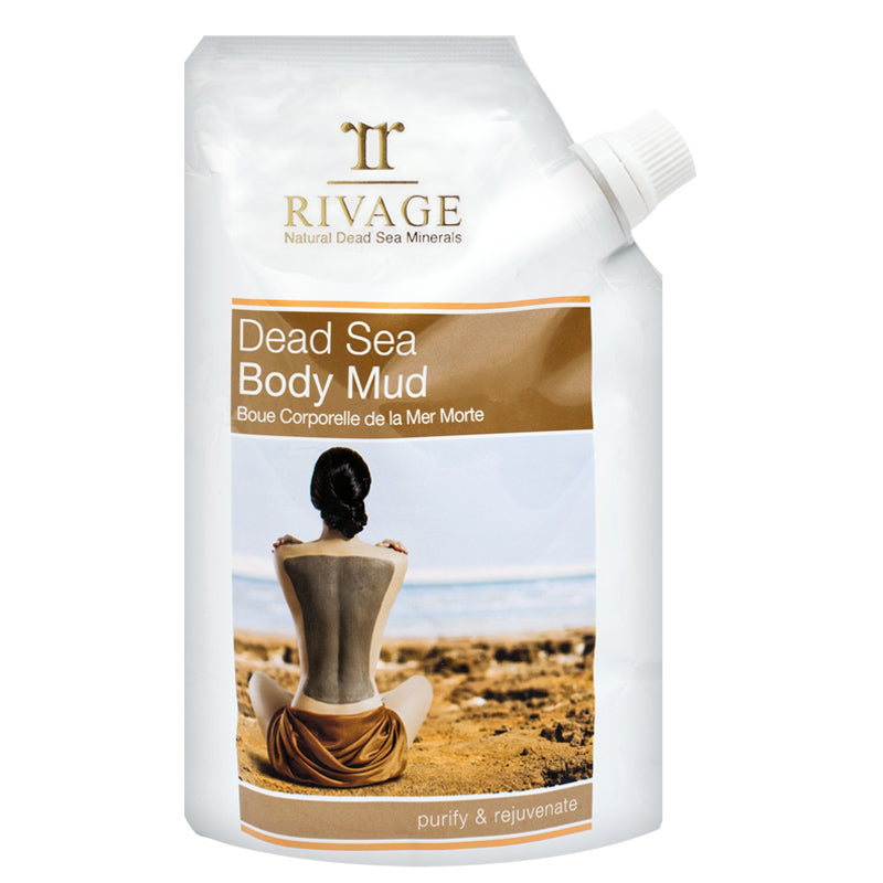 Dead Sea Body Mud - The Bath Club, INC