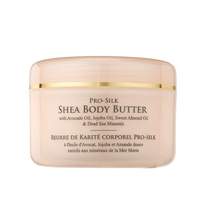 Pro Silk Shea Body Butter - The Bath Club, INC