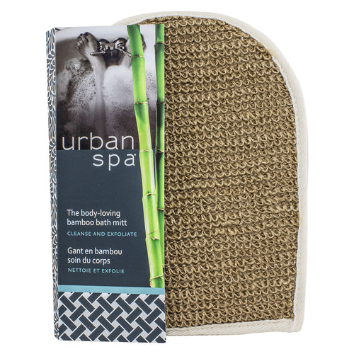 The Body-Loving Bath Mitt - The Bath Club, INC