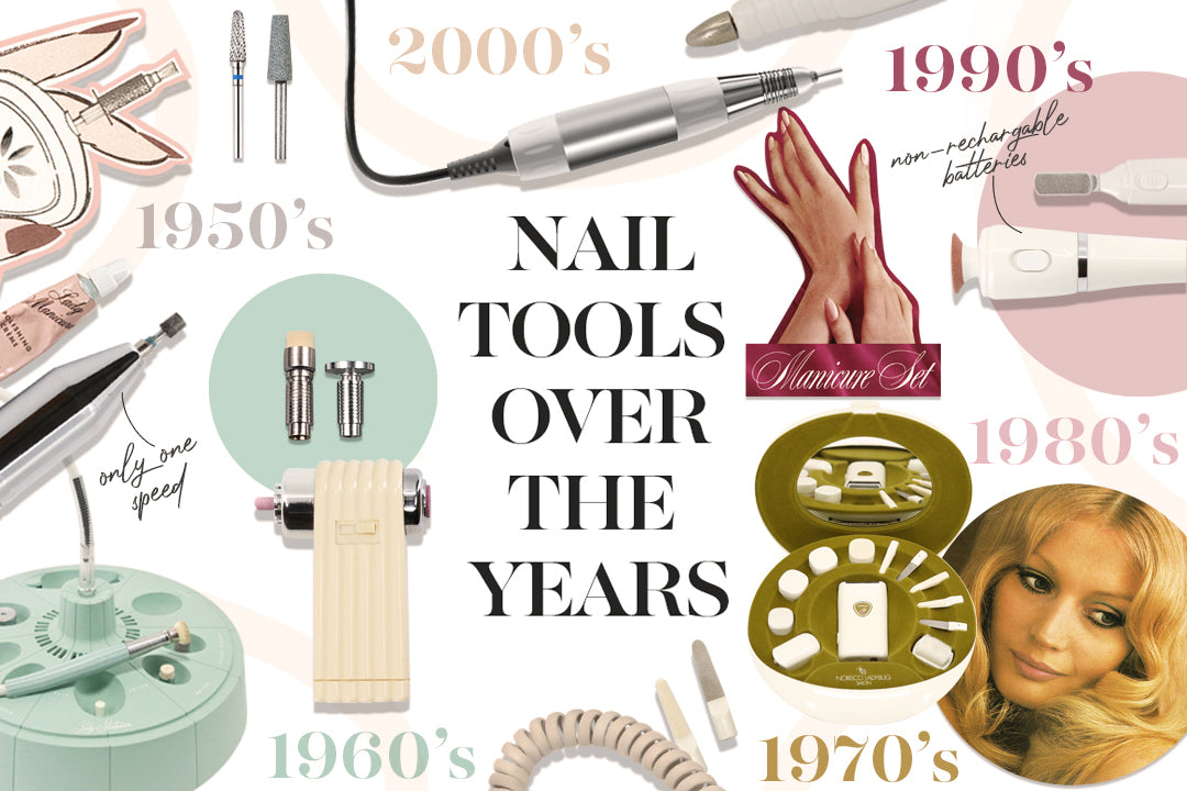 bellasonic | the history of nail files