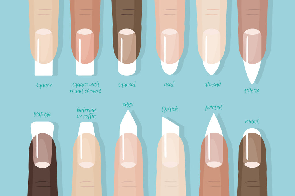 What is the best nail shape for you?