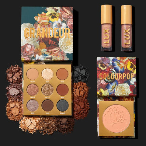 illusions of grandeur ColourPop Holiday 2020 Gift Set