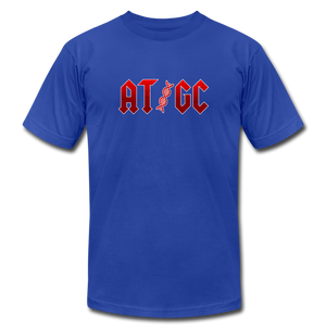 ATGC Rock On! - royal blue