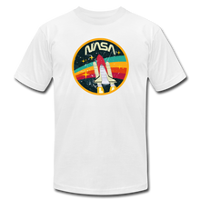 Load image into Gallery viewer, Vintage NASA Space Shuttle - white