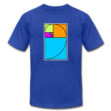 Load image into Gallery viewer, Golden Ratio - royal blue