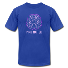 Load image into Gallery viewer, Pink Matter - royal blue