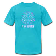 Load image into Gallery viewer, Pink Matter - turquoise