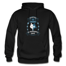 Load image into Gallery viewer, Schrodinger's Cat | Dead & Alive Hoodie - black