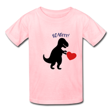 Load image into Gallery viewer, T-Rex ROARrrr Kids' T-Shirt - pink