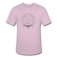 Load image into Gallery viewer, Gemini Heather Prism Zodiac T-Shirt - heather prism lilac