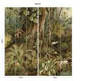 Load image into Gallery viewer, Vintage Jungle bedroom wall mural