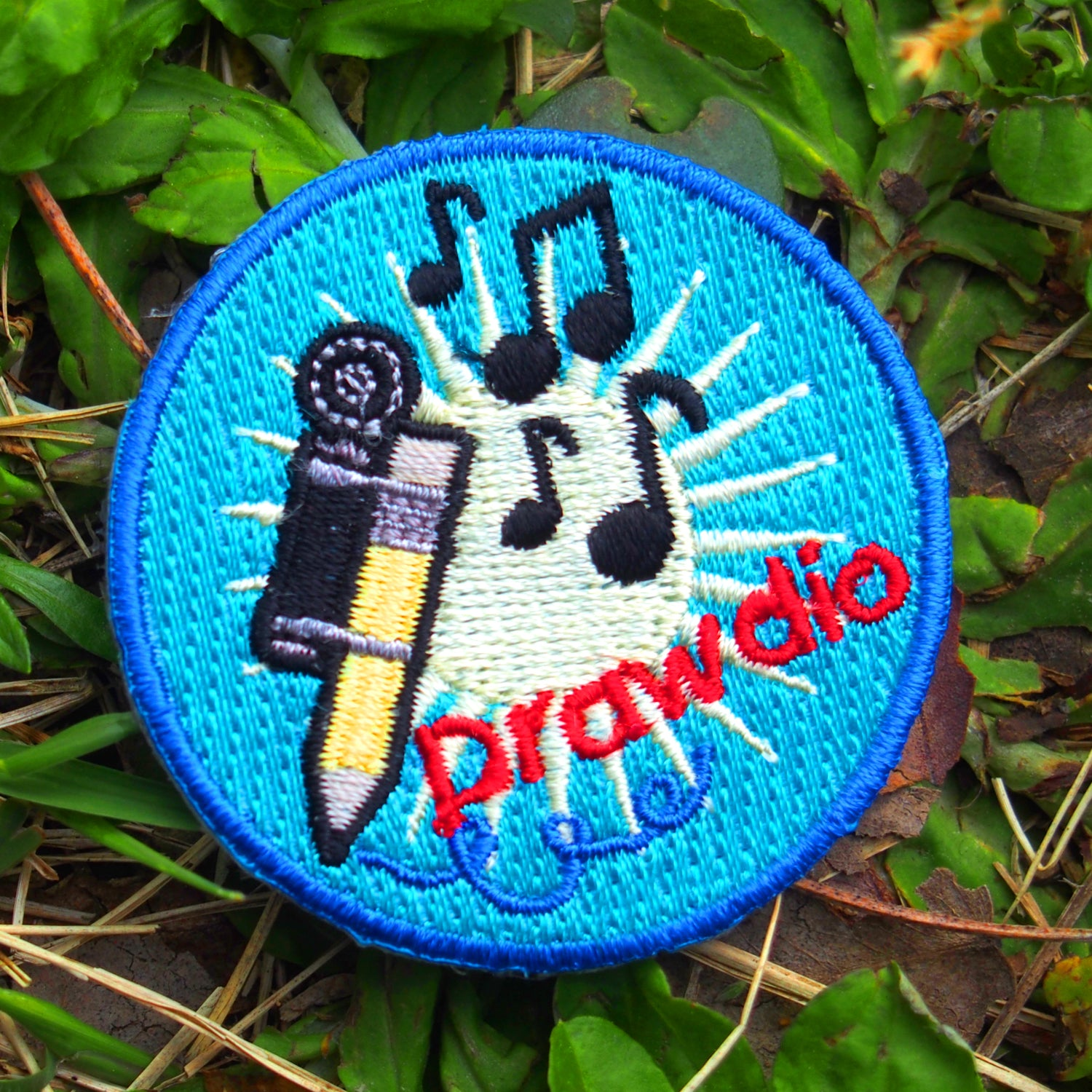 Drawdio! - Skill badge - ワッペン