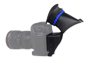 HD DSLR LCD Universal Foldable Viewfinder
