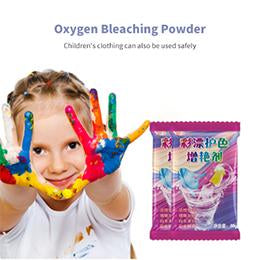 Oxygen Bleaching Powder—Remove stains & Brighten colors