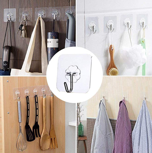 Family essentials——Traceless strong hook——Buy 3 Get 2 Free Buy 5 Get 5 Free!!(Add $ 1 to get 5)