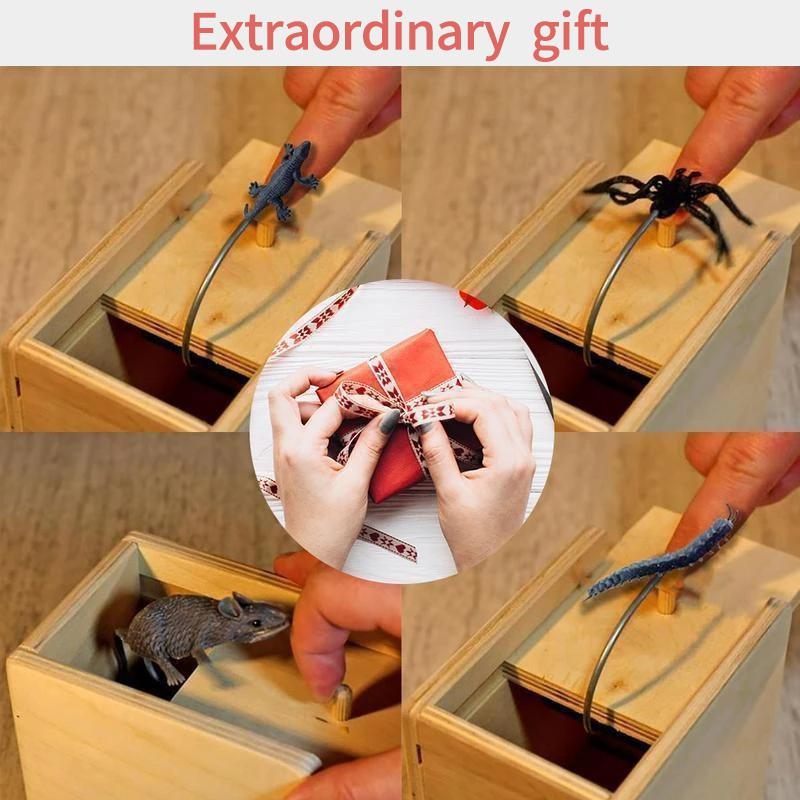 Not Bad A Small Box- Funny gift