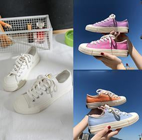 New Woman Canvas Shoes-UV-activated & Change colors in the sunlight