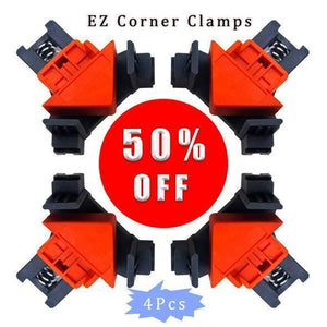 EZ Corner Clamps(4 Pcs)
