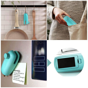 2in 1 Mini Handheld Heat Sealer And Cutter