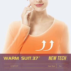 Intelligent adjustment warm suit